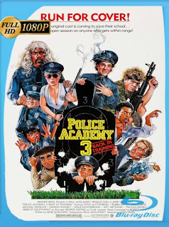 Locademia De Policia 3 [1986]HD [1080p] Latino [GoogleDrive] SXGO