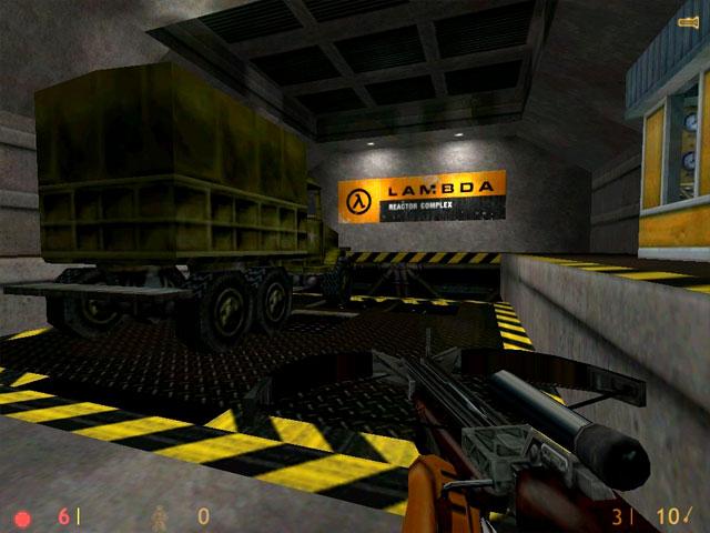 Half-Life Valve 11