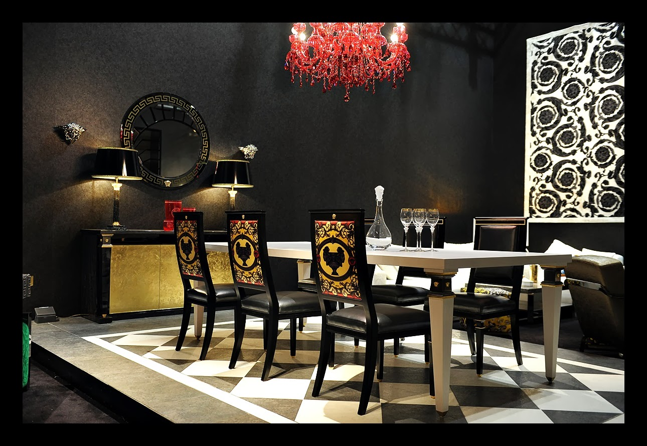 Luxury Life Design: Versace Home Collection