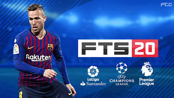 FTS 20 MOD UCL Edition Android Download