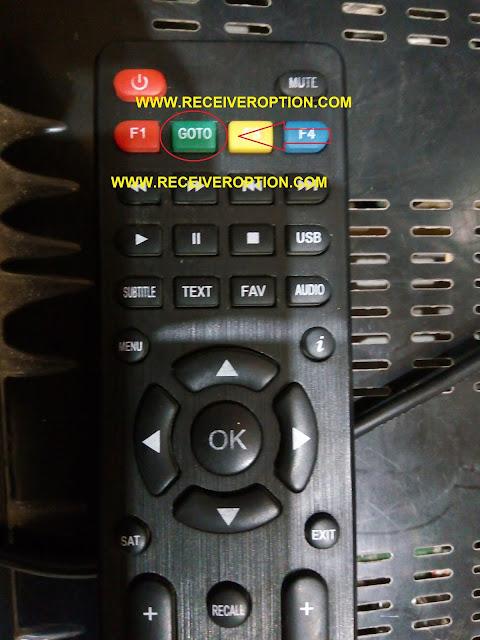 ECHOLINK EL-950 HD RECEIVER POWERVU KEY OPTION