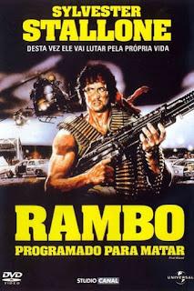 Baixar Rambo Programado Para Matar Torrent Dublado - BluRay