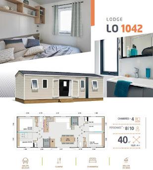 Mobilheim LODGE-LO1042 Meiselbach