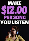 Playlist Push Review: Earn Money Listening To Music!