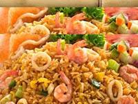 Resep Mudah Nasi Goreng Seafood Khas Palembang