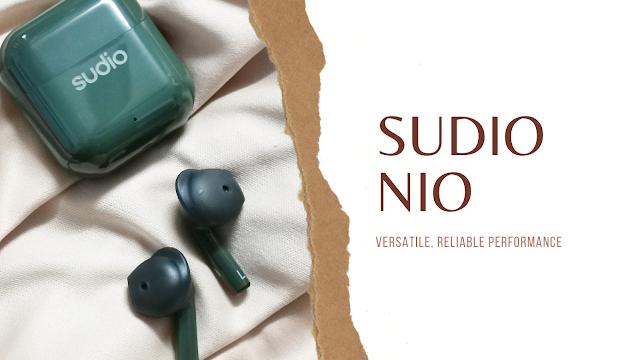 Sudio Nio Wireless Earphones