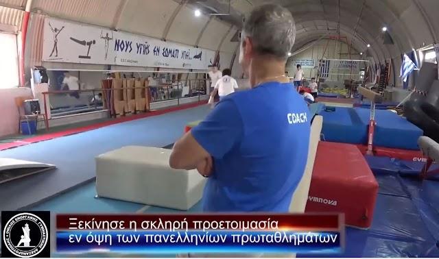 Η απάντηση της  Δημοτικής αρχής για τα χρόνια προβλήματα της  Ενόργανης Γυμναστικής Αλεξανδρούπολης (ΒΙΝΤΕΟ)