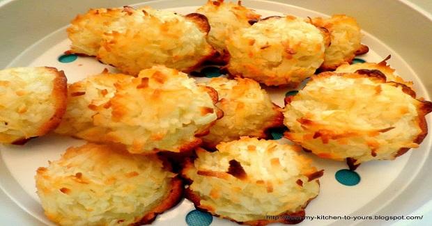 Best Coconut Macaroons Recipe
