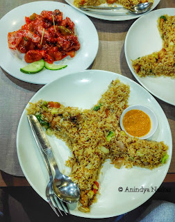Bhedetar Food