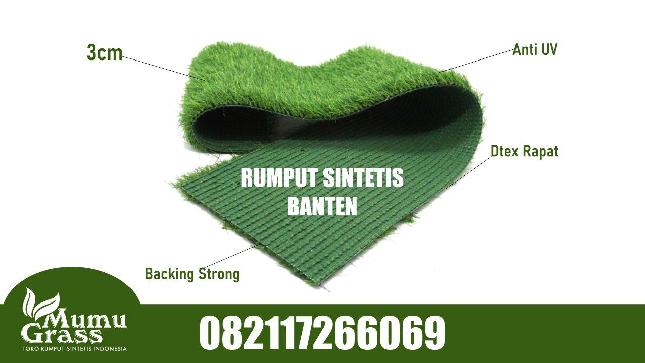 Harga Jual Rumput Sintetis di Banten