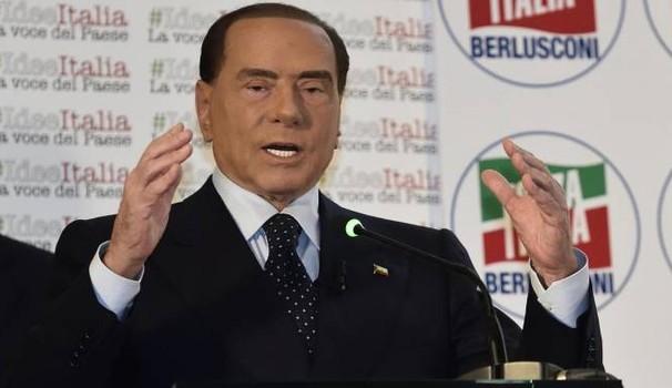 """Buongiornolink - """"Berlusconi e la bomba sociale pronta ad esplodere"""": via 600 mila migranti"""