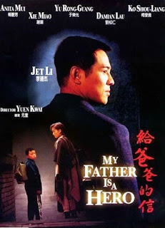 My Father is a Hero 1995 Dual Audio 720p BluRay