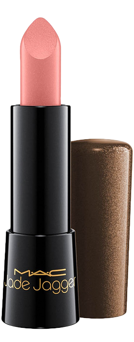 M·A·C Mineralize Rich Lipstick X Jade Jagger/0.14 oz Sunset Pearl
