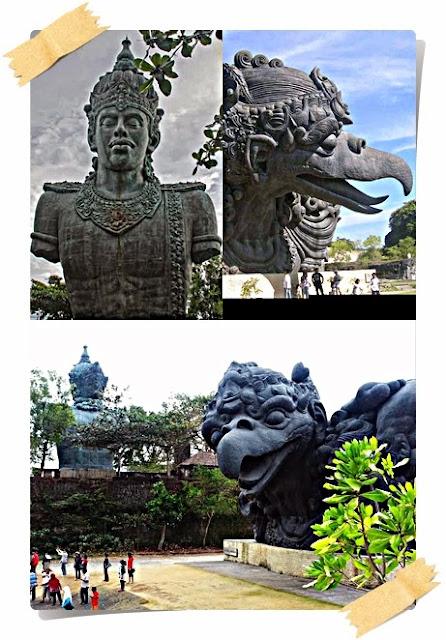 Pembuatan patung Garuda Wisnu Kencana diperkirakan senilai 450 Miliar