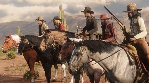 تحديث ضخم قادم للعبة Red Dead Redemption 2 خلال 26 فبراير و هذه أهم المميزات..