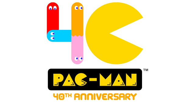 PAC-MAN's 40th Anniversary