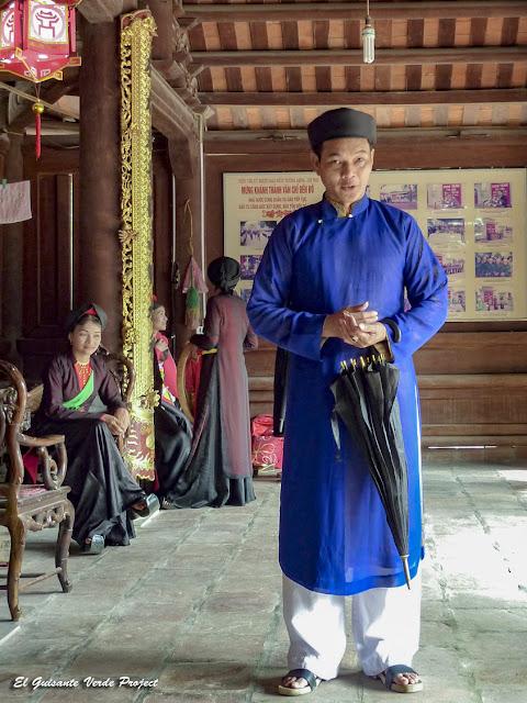 Cantante Quan Ho - Vietnam por El Guisante Verde Project