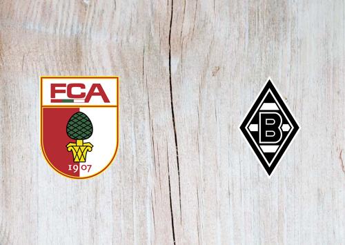 Augsburg vs Borussia M'gladbach -Highlights 12 March 2021