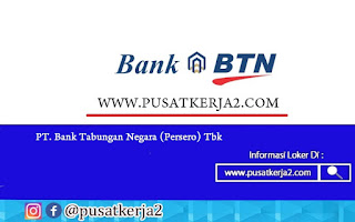 Lowongan Kerja BUMN PT Bank Tabungan Negara (Persero) Desember 2020