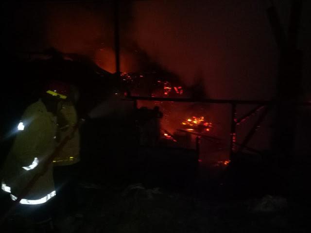 Jago Merah Mengamuk di Cibadak, Pabrik Tahu dan 2 Rumah Ludes Dilalap Api