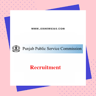 PPSC Recruitment 2019 for 34 Senior Assistants post