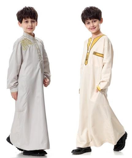 Model Baju Muslim Anak Laki Laki Terbaru 2017/2018