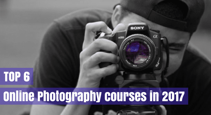 best online photography courses for 2017