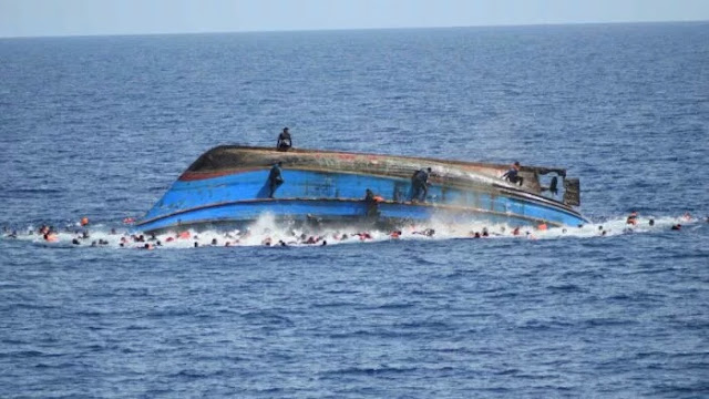 Oh My!  Six dead after boat capsizes in Taraba