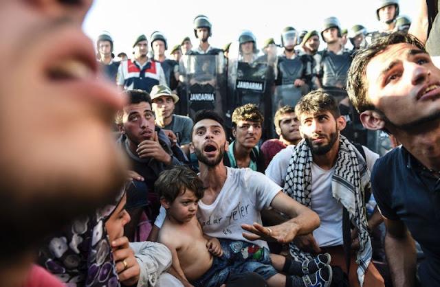 النيابة العامة في أنقرة تحقق لمعرفة المتورطين وراء التحريض على السوريين