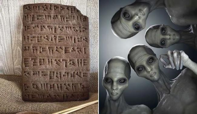 H αληθινή ιστορία:οι εξωγήινοι  Ανουννάκι «δημιούργησαν την ανθρωπότητα»  αλλά το μεγα μυστικό ειναι άλλο (!)