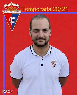 Víctor Carrión Real Aranjuez Fútbol