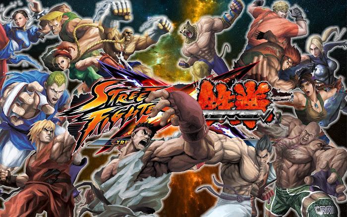 Street Fighter X Tekken (EUR + DLC) PS3 ISO