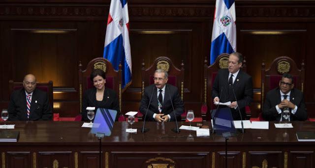 Presidente Medina dice más de un millón de dominicanos han salido de la pobreza