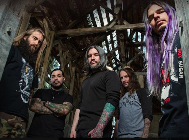 "Suicide Silence lançam vídeo para o tema ""Disengage"""