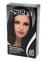 cat rambut Sasha Professional Hair Colorant