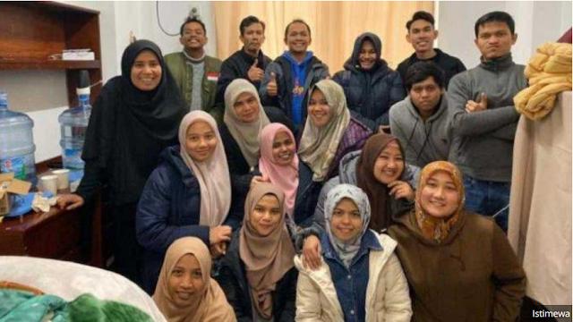 mahasiswa indonesia dari wuhan