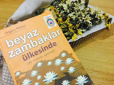 Kitap Yorumları, Beyaz Zambaklar Ülkesinde, Grigory Petrov, Prof. Dr. Ali Haydar Bey, Hayat Yayın Grubu, Roman, Felsefe-Düşünce, Edebiyat