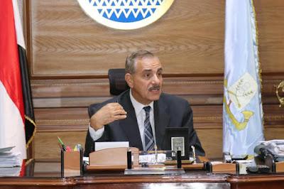 محافظ كفر الشيخ يصدر حركة تنقلات محدودة لمجلس مدينة كفر الشيخ والقرى التابعة له