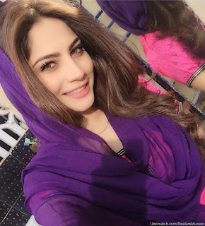 pakistani Actresses Naleen Munir