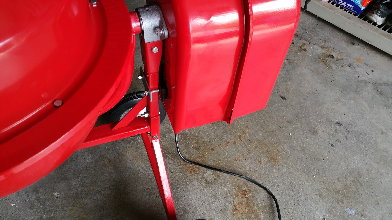 Harbor Freight Cement Mixer: Show Us Your Cement Mixers