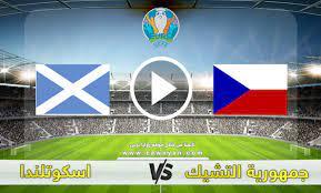 مشاهدة مباراة جمهورية التشيك واسكوتلندا بث مباشر بتاريخ 14-06-2021 يورو 2020