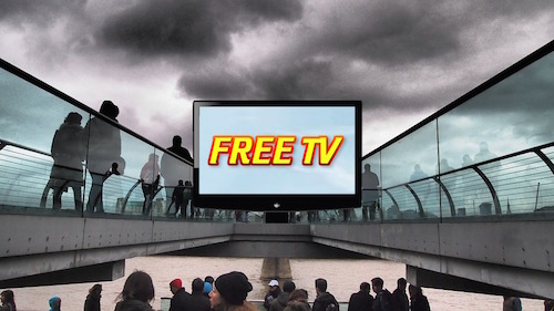 Millennials cut the cord in favor of Free TV