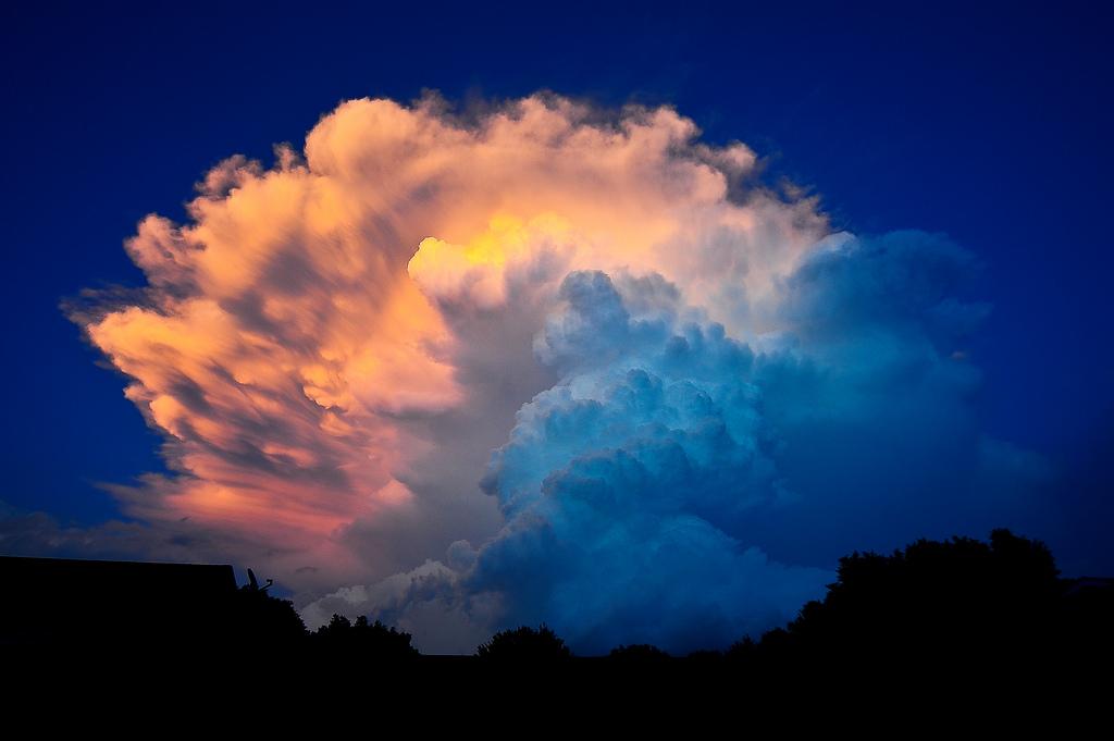 Can lightning occur without rain? -- Aplicaciones ... |Cumulus Clouds Lightning