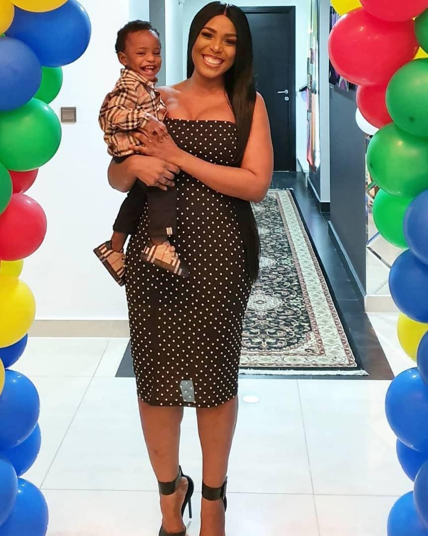 Photos from Linda Ikeji's son, Jayce's birthday party in Dubai