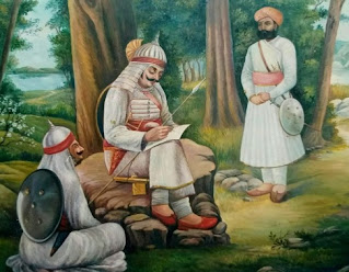 Maharana Amar Singh