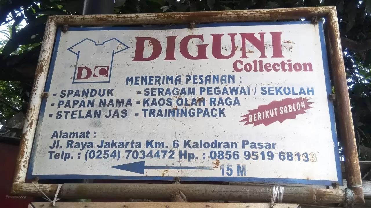 Jatuh Bangun Rintisan Usaha Diguni Collection