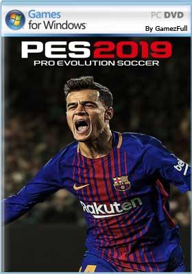 Pro Evolution Soccer 2019 PC [Full] Español [MEGA]