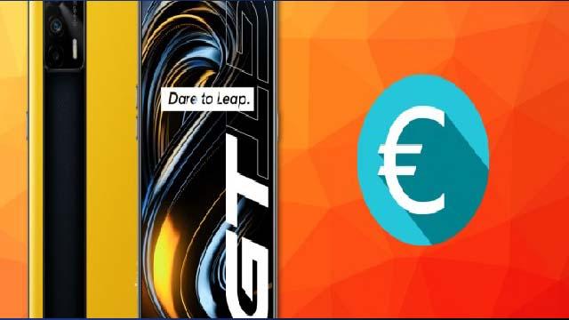 سعر هاتف Realme GT 5G في أوروبا هو 550 يورو !