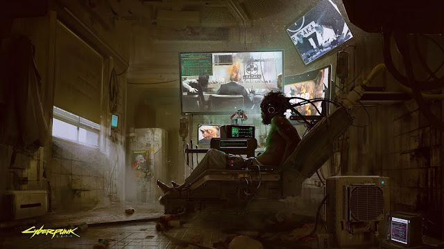 High-quality-Cyberpunk-2077-art-Wallpaper-HD-4K