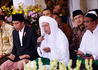 Habib Luthfi: Jangan Heran Jika Keturunan Nabi Ada yang Berakhlak Tak Baik